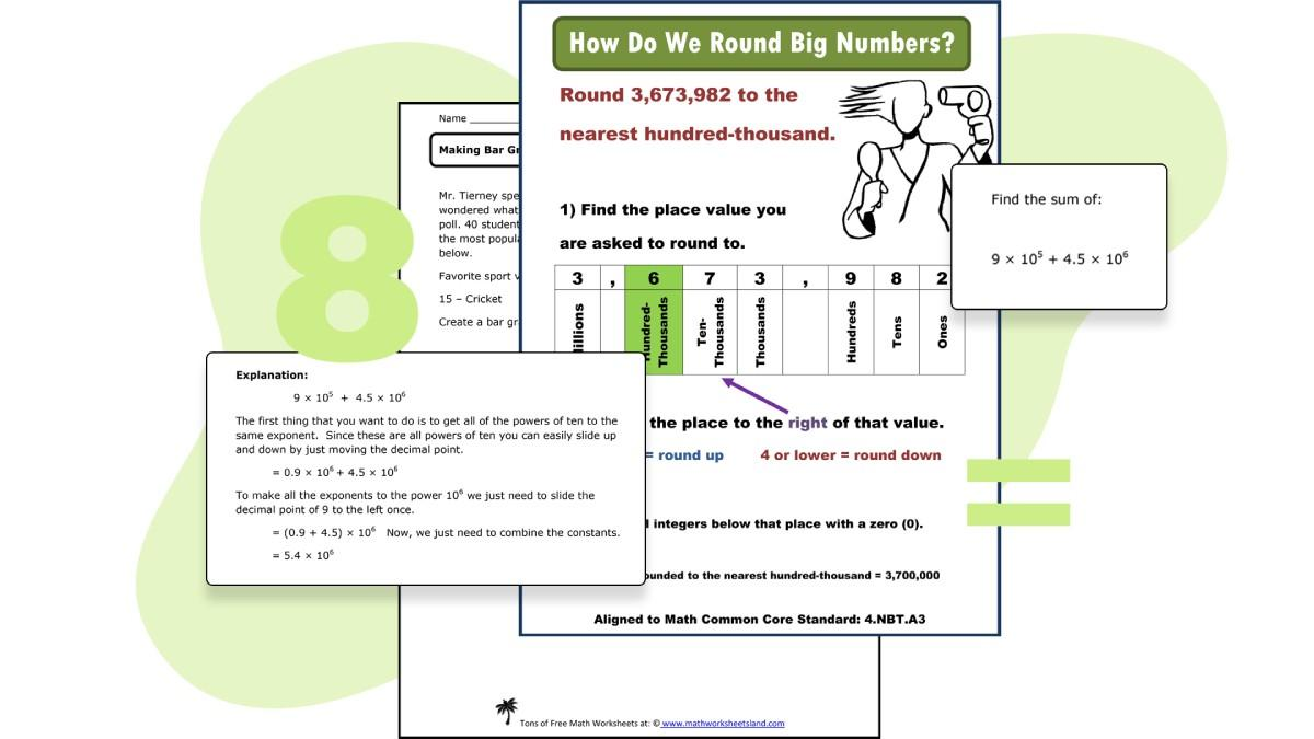 Math Worksheets Land Username And Password