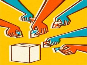 democracia y voto
