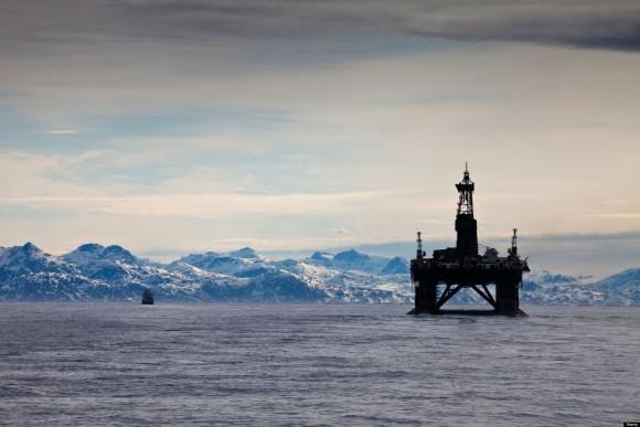Save the Arctic – A corrida às reservas de combustíveis do Oceano Ártico