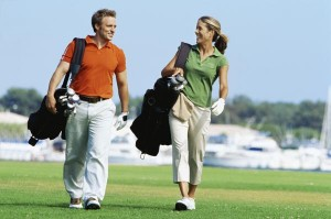 women business development golf