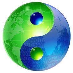 world yin yang