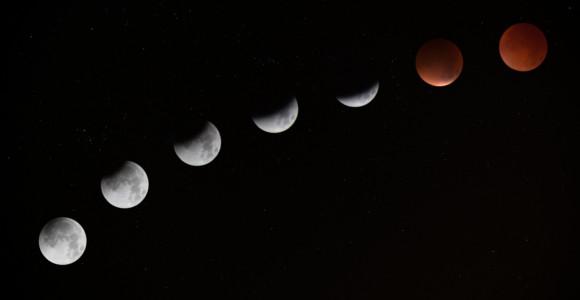 Astronomie : ce lundi 21 janvier 2019, dernière éclipse lunaire avant 2021