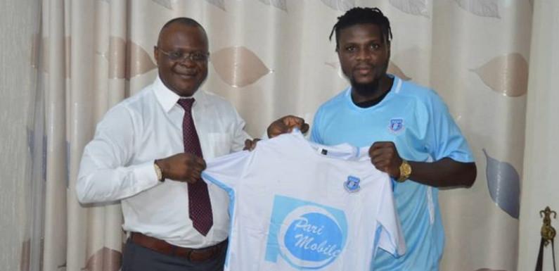 Football – Championnat béninois Vitalor Ligue 1 : Razack Omotoyossi signe à l'Union Sportive de Sèmè-Kraké