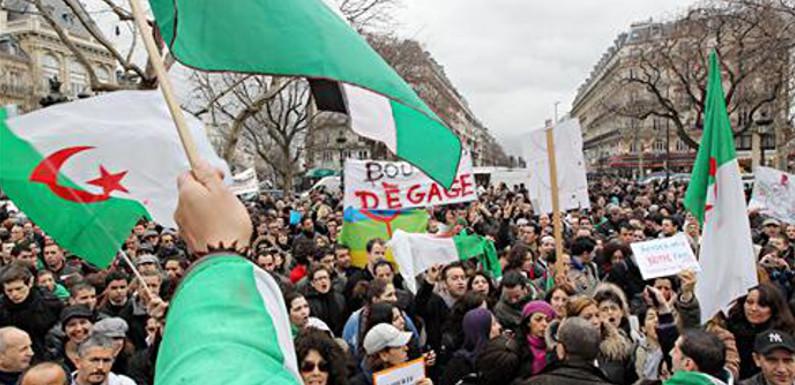 Algérie : protestation contre la candidature d'Abdelaziz Bouteflika à un 5ème mandat à la présidentielle