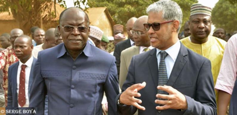 Alibori-Atacora-Donga : les réflexions du ministre Abdoulaye Bio Tchané sur le grand projet du réseau routier du coton