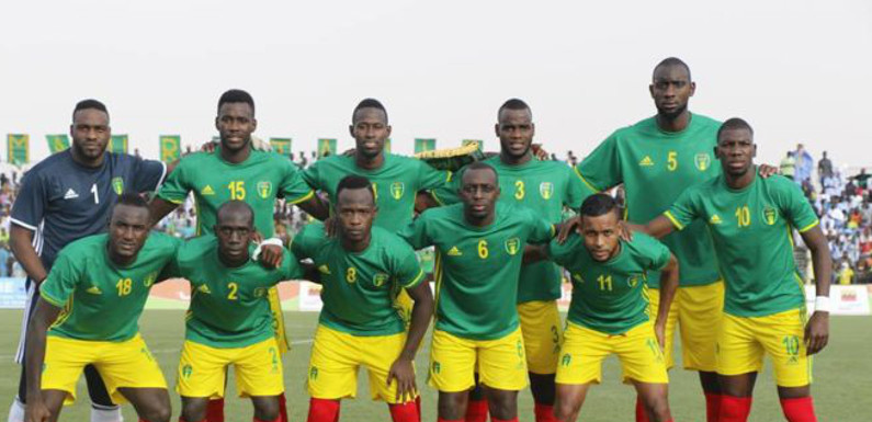 Mauritanie : le pays organise une levée de fonds pour financer la préparation de son équipe à la CAN Égypte 2019