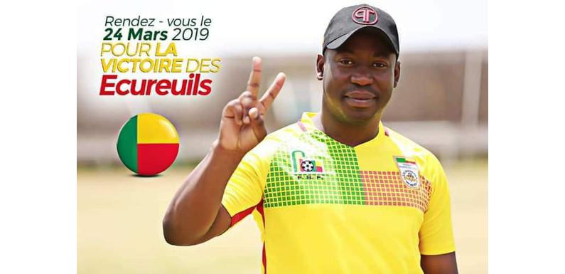 Enclencher ensemble la vague jaune pour la qualification de notre pays à la Coupe d'Afrique des Nations (CAN) 2019