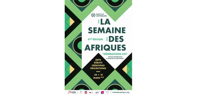 France : 4ème édition de la Semaine des Afriques ouverte à Bordeaux