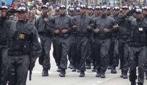 Police Républicaine : Séverin Ogouchoro, prend les commandes de la Direction Départementale des Collines