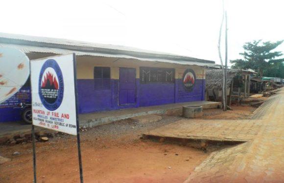 Ifangni – Coronavirus : L'Église évangélique « La montagne du feu et des miracles » marche sur la décision gouvernement béninois