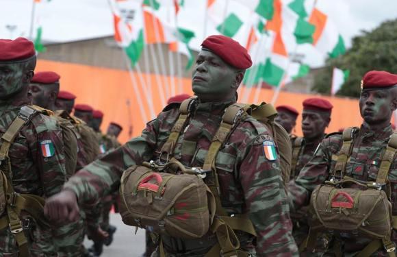 Côte D'Ivoire : Les gendarmes et les militaires sur blindés Cayman sont formés par Algemira