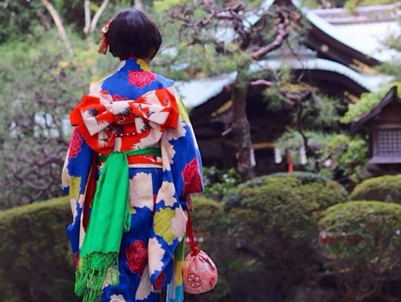 Japanese Women's Kimono: an expression of status, duty, cultural values and fashion