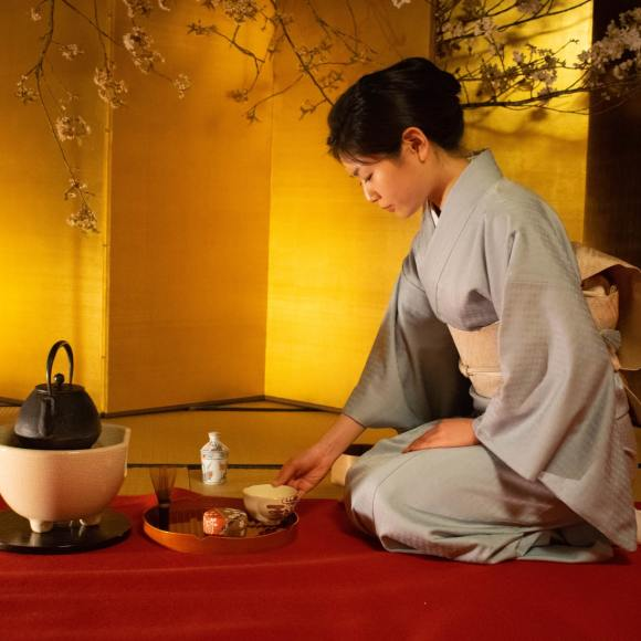 The Art of the Japanese Tea Ceremony