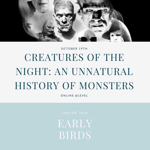 Unnatural History of Monsters - Early Birds tickets