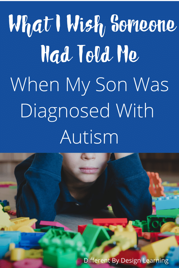 When My Son Was Diagnosed With Autism