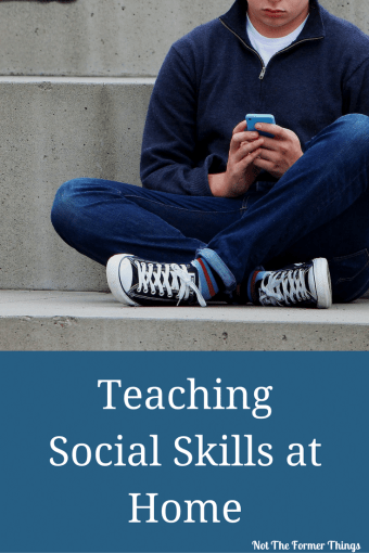Wondering how to teach social skills at home? Here are some ideas to help your child learn how to act in social situations, without ever leaving your house.