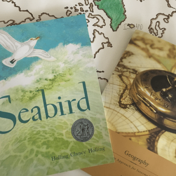 Learning Geography Through Literature With Beautiful Feet Books