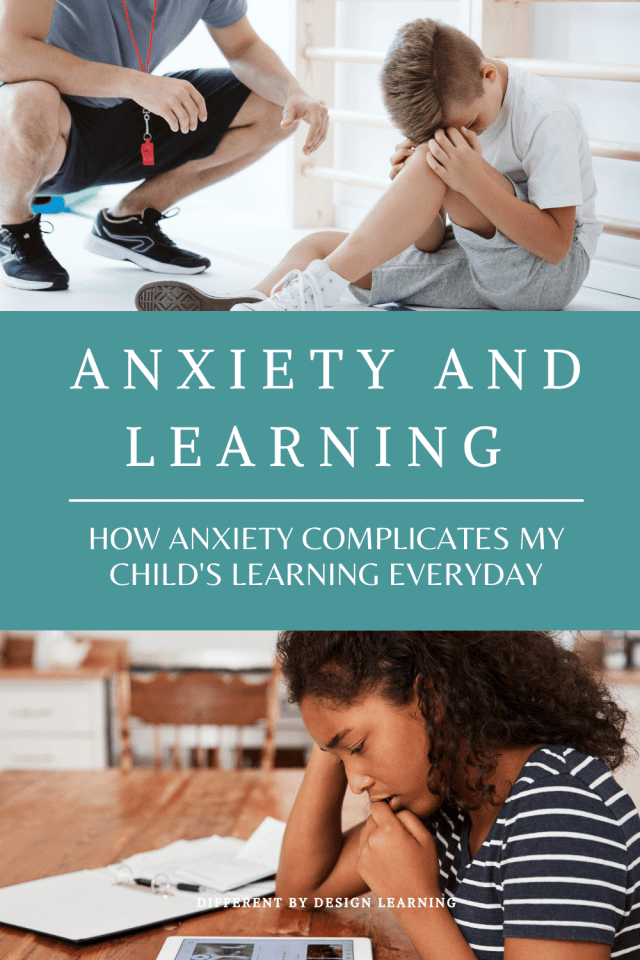 anxiety and learning