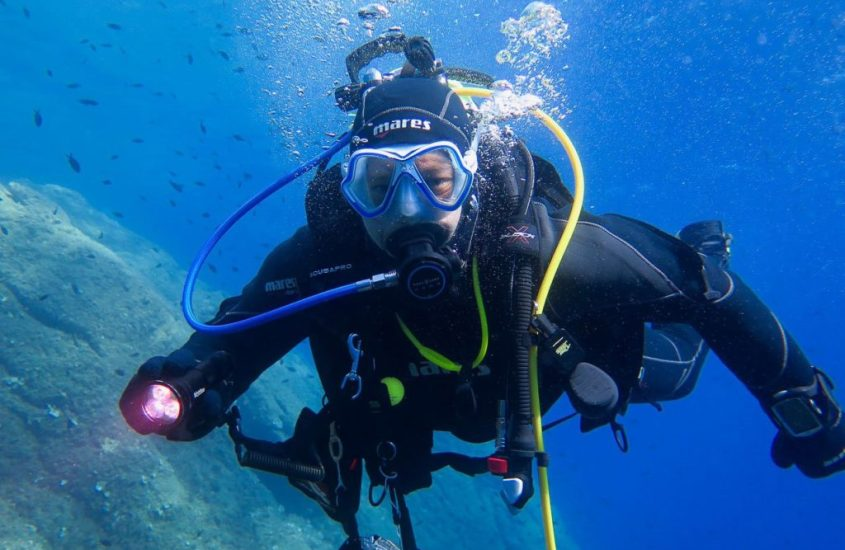 Passing a second level of diving: you are set for more autonomy