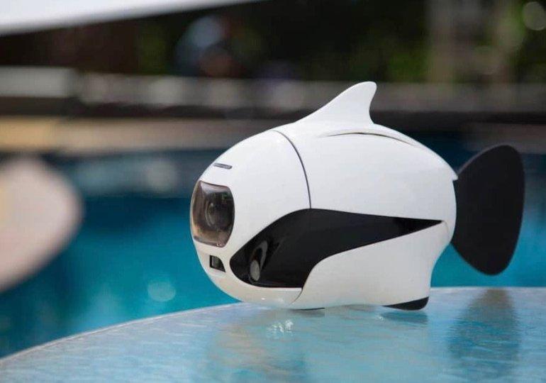 BIKI, le premier drone sous-marin au monde