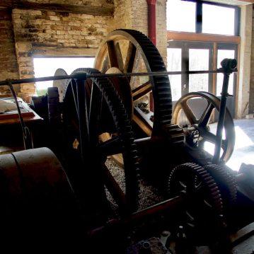 Les machines exposées à La Croisette