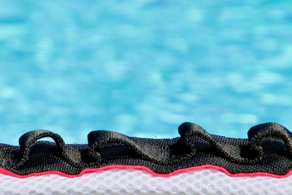 Le système Daisy chains du gilet de plongée Rogue d'Aqua Lung