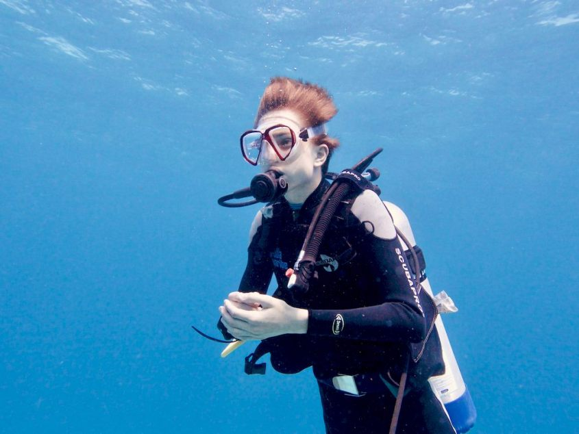 Diving and anxiety: 7 ways to better understand it