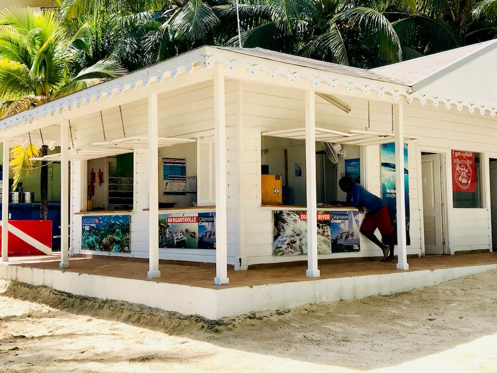 Le club Scuba Caribe en Jamaïque