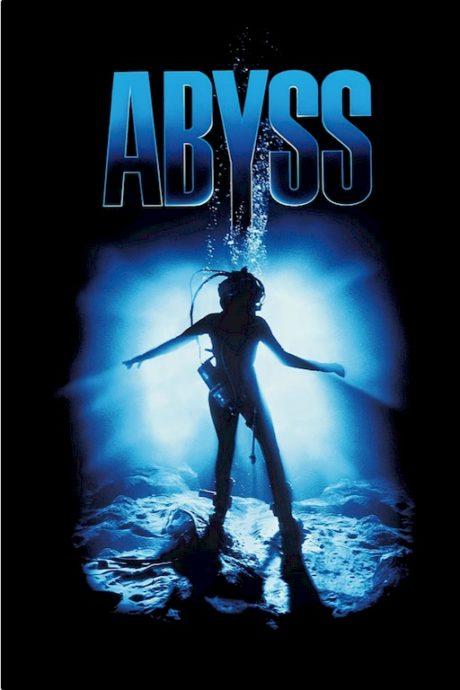 L'affiche du film Abyss.