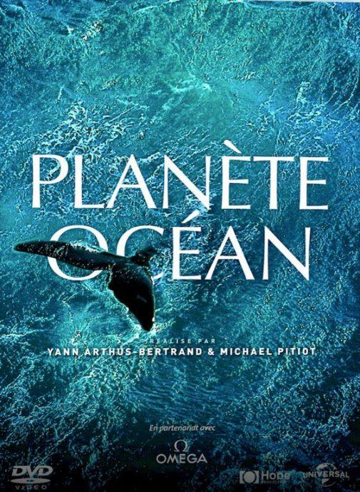 L'affiche du film Planète Océan.