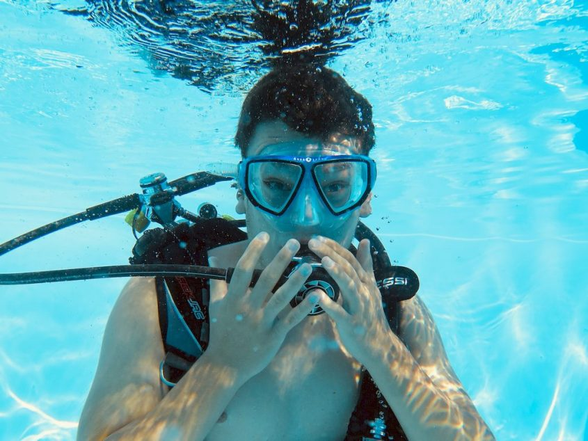 Diving Accidents : Everything is fine, really?