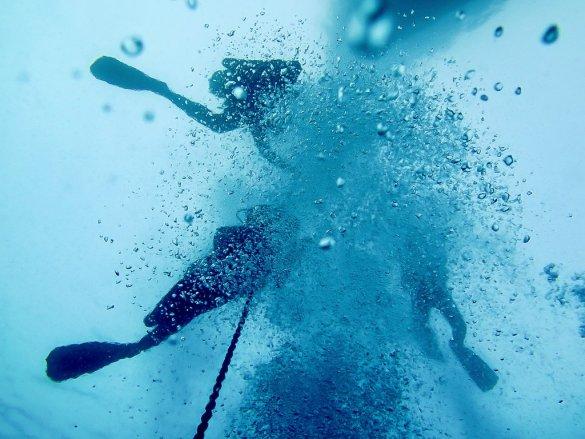 Comment avoir un accident de plongée