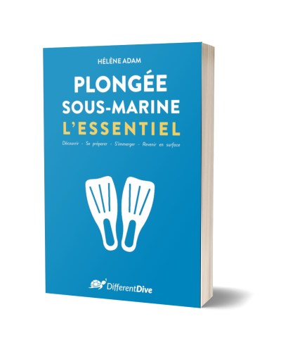 Image du livre Plongée Sous-Marine - L'Essentiel de Different Dive