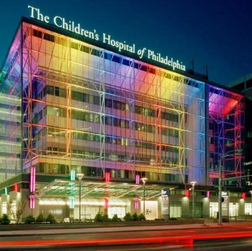 Childrens Hospital of Philadelphia: Hope Lives Here