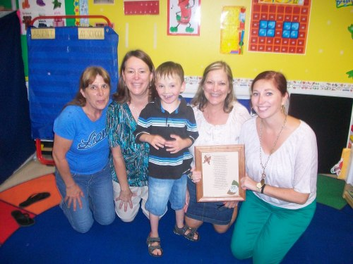 Teachers Who Loves Our Kids with Special Needs, We Thank You