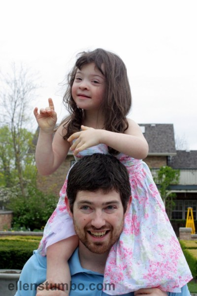 Communication with My Daughter Who Has Down Syndrome