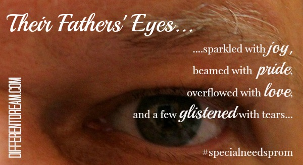 A Father's Day Tribute to a Father's Eyes