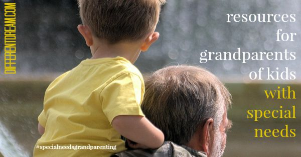 Resources for Special Needs Grandparents