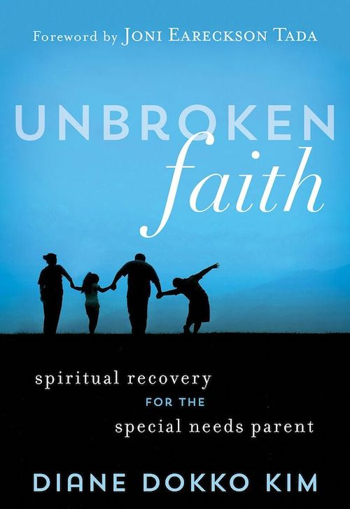 Here's your chance to win a copy of Diane Dokko Kim's marvelous new book, Unbroken Faith. Check out the details of how to enter the drawing in this post.