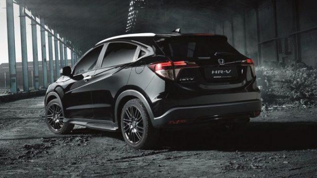 Honda Black