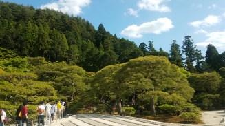 Gardens at Ginkaku-ji