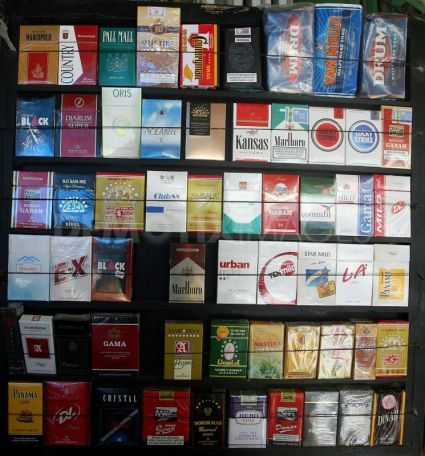 Different types of cigarettes  Types of cigarettes