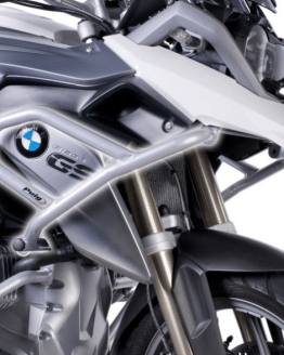 Defensas Superiores BMW R1200GS LC (2014-2017) Puig Color Gris - Ref 7542U