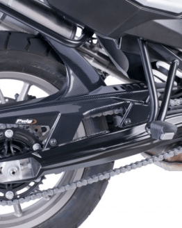 Guardabarros Trasero BMW F700GS (2012-2017) Puig Color Símil Carbono - Ref. 6366C