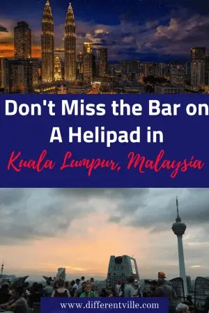 Heli Lounge Bar, Kuala Lumpur - The Best Bar View in KL ... on
