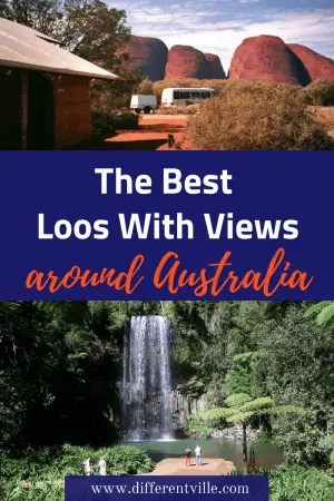 Yep, it's a post on Australia's most beautiful loos with views - and an amazing chat with the woman who wrote a book about them. Check it out - there's some really cool things in here from aliens to croc-proof bathrooms. #australia #dunnys #outbackaustralia