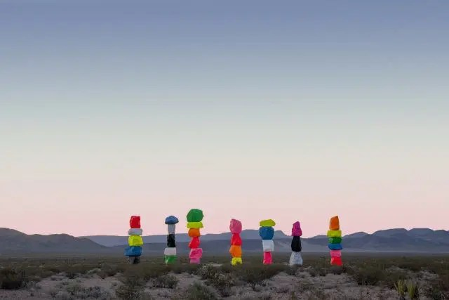 Seven Magic Mountains is an art installation just outside Las Vegas Nevada - but hurry, it's closing May 2018. Don't panic if you do though, here's where else to embrace your arty side in Las Vegas.