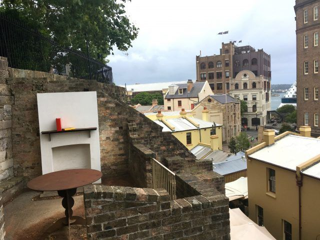 Foundation Park Sydney is a piece of secret Sydney. Hidden in the Rocks it's the remains of eight tiny terraced houses. Here's how to find it Foundation Park, The Rocks