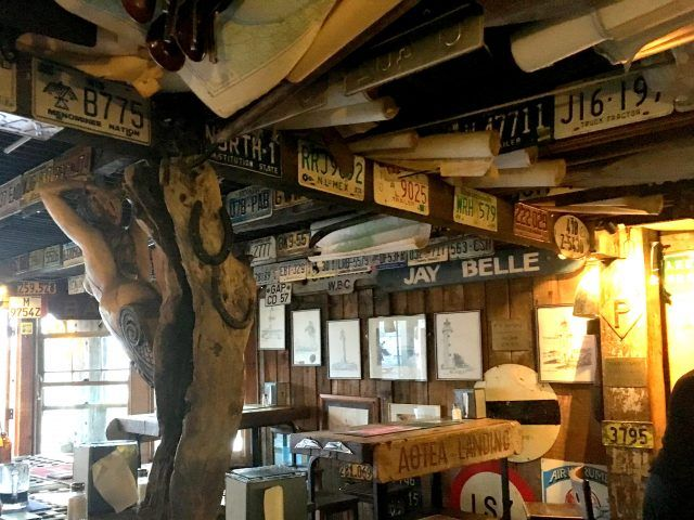 Swashbucklers bar in Auckland is one of Auckland's most chilled out bars - but the fact that it has its own stingray puts it on our list of fun things to do in Auckland.