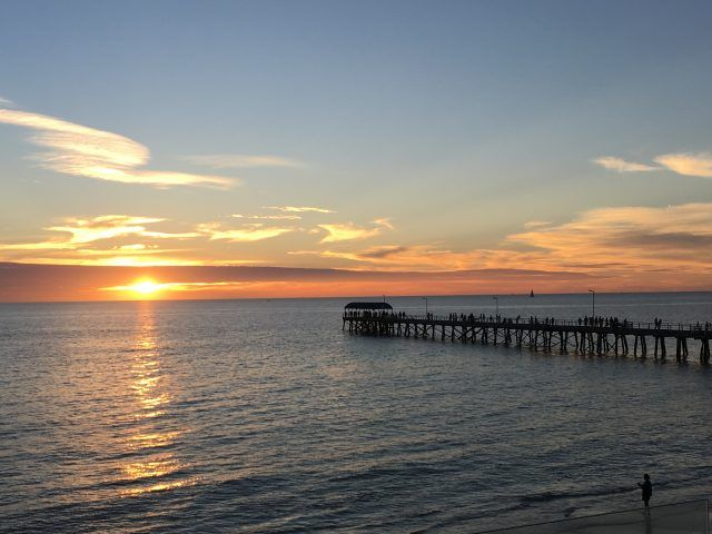 Henley Beach is very close to Adelaide and a great day out from the city